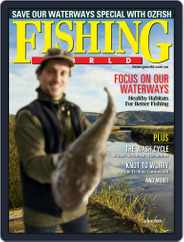 Fishing World Magazine (Digital) Subscription July 1st, 2020 Issue