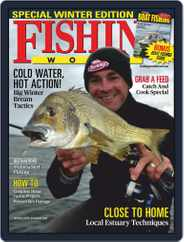 Fishing World Magazine (Digital) Subscription June 1st, 2020 Issue