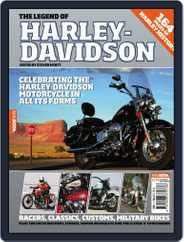 The Legend of Harley Davidson Magazine (Digital) Subscription February 1st, 2010 Issue