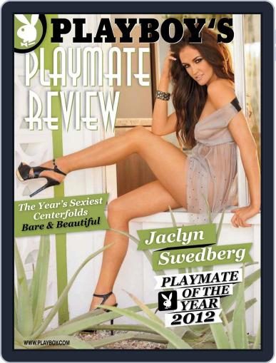 PLAYBOY'S Playmate Review July 31st, 2012 Digital Back Issue Cover