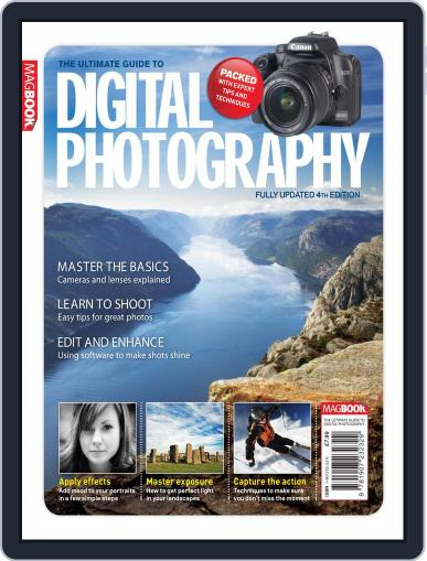 The Ultimate Guide to Digital Photography 4 July 15th, 2010 Digital Back Issue Cover