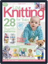 Love Knitting for Baby Magazine (Digital) Subscription April 1st, 2019 Issue