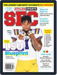 Athlon Sports Magazine (Digital) Subscription April 28th, 2020 Issue