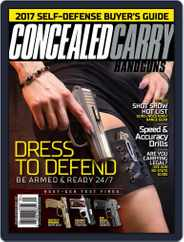 Concealed Carry Handguns Magazine (Digital) Subscription March 1st, 2017 Issue