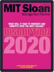 MIT Sloan Management Review Magazine (Digital) Subscription
