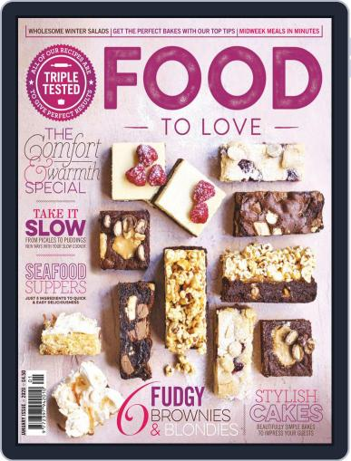 Food To Love Digital Back Issue Cover
