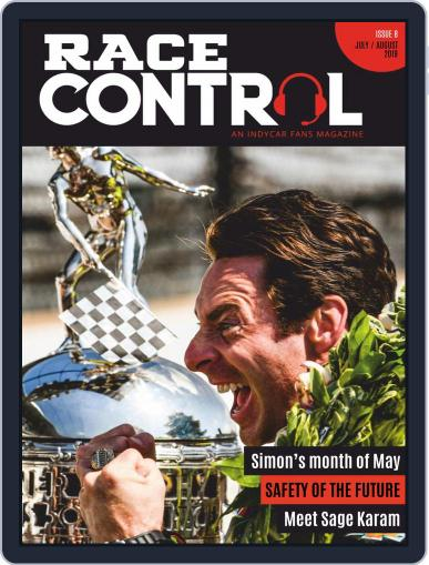 Race Control Digital Back Issue Cover