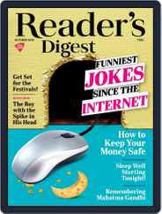 Reader's Digest India Magazine (Digital) Subscription October 1st, 2019 Issue