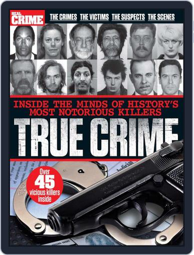 True Crime United Kingdom June 1st, 2016 Digital Back Issue Cover