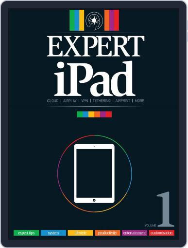 Expert iPad Volume 1 January 16th, 2014 Digital Back Issue Cover