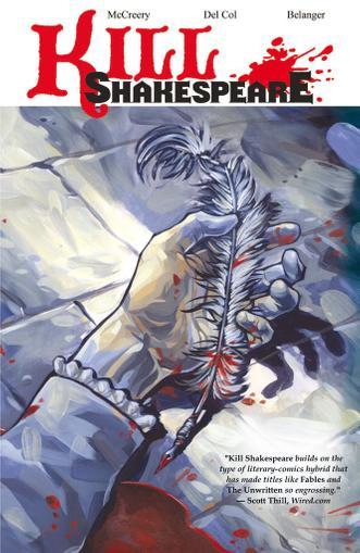 Kill Shakespeare April 1st, 2012 Digital Back Issue Cover