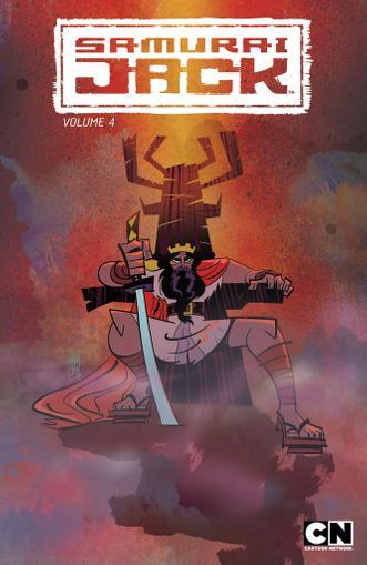 Samurai Jack September 1st, 2015 Digital Back Issue Cover