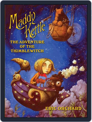Maddy Kettle September 1st, 2014 Digital Back Issue Cover