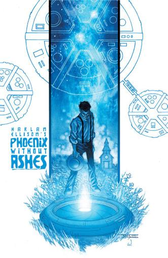 Phoenix: Without Ashes, Vol. 1 April 1st, 2012 Digital Back Issue Cover