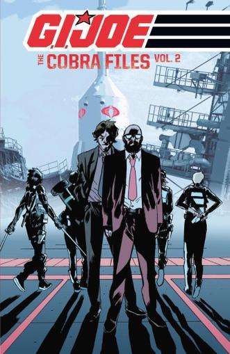 G.I. Joe: The Cobra Files April 1st, 2014 Digital Back Issue Cover