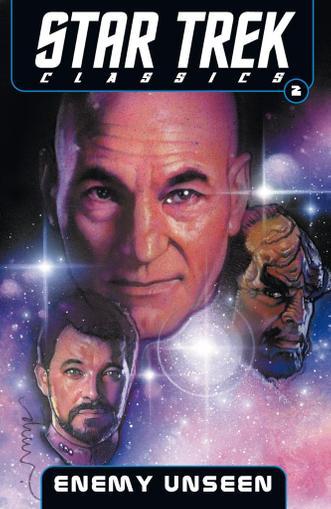 Star Trek: Classics September 1st, 2014 Digital Back Issue Cover