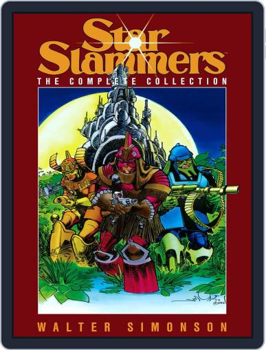 Star Slammers: Re-mastered! June 1st, 2015 Digital Back Issue Cover