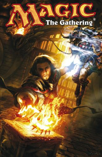 Magic: The Gathering July 1st, 2012 Digital Back Issue Cover