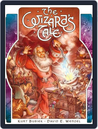 The Wizard's Tale October 1st, 2013 Digital Back Issue Cover