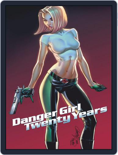 Danger Girl April 1st, 2018 Digital Back Issue Cover