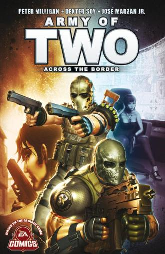 Army of Two April 1st, 2012 Digital Back Issue Cover
