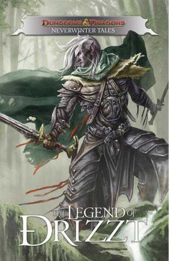 Dungeons & Dragons: Drizzt May 1st, 2012 Digital Back Issue Cover