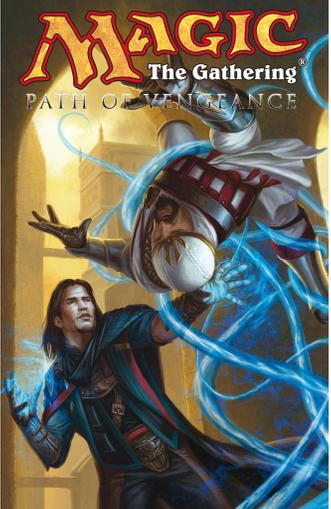 Magic the Gathering: Path of Vengeance May 1st, 2013 Digital Back Issue Cover