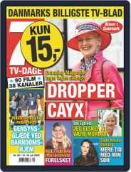 7 TV-Dage Magazine (Digital) Subscription July 13th, 2020 Issue