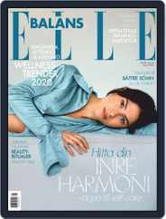 Elle balans Magazine (Digital) Subscription April 22nd, 2020 Issue