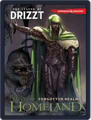 Dungeons & Dragons: The Legend of Drizzt Magazine (Digital) Subscription February 1st, 2015 Issue