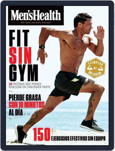 Men's Health México Fit Sin Gym November 21st, 2018 Digital Back Issue Cover