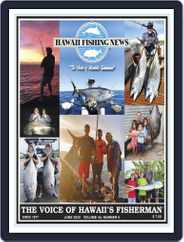 Hawaii Fishing News Magazine (Digital) Subscription June 1st, 2020 Issue