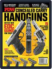 Personal Defense World Magazine (Digital) Subscription June 1st, 2020 Issue