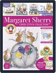 Margaret Sherry Cross Stitch Collection Magazine (Digital) Subscription July 26th, 2019 Issue