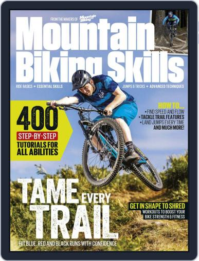 Mountain Biking Skills 2019 August 5th, 2019 Digital Back Issue Cover