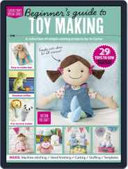 Beginner's Guide to Toy Making Magazine (Digital) Subscription August 5th, 2019 Issue