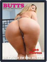 Butts Magazine (Digital) Subscription October 12th, 2019 Issue