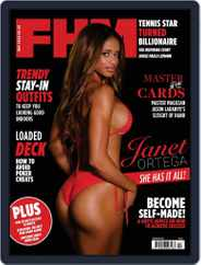 FHM US Magazine (Digital) Subscription May 1st, 2020 Issue