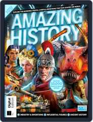 Amazing History Magazine (Digital) Subscription October 28th, 2019 Issue