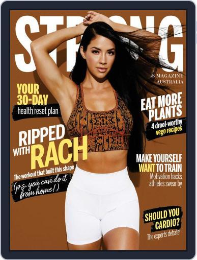 Strong Fitness Magazine Australia