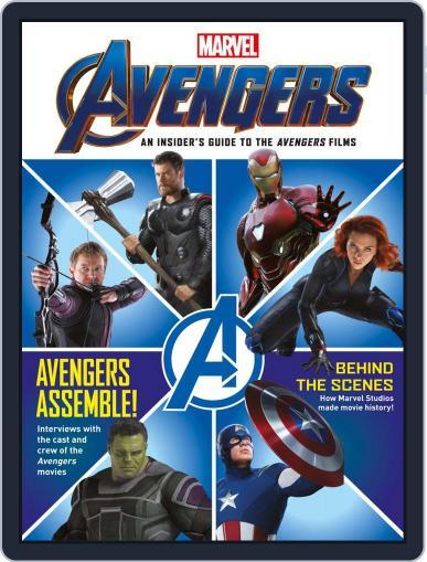 Marvel Avengers: An Insider's Guide to the Avengers Films