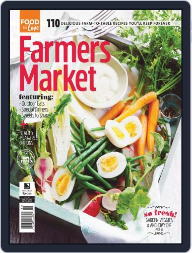 Farmers Market December 24th, 2019 Digital Back Issue Cover