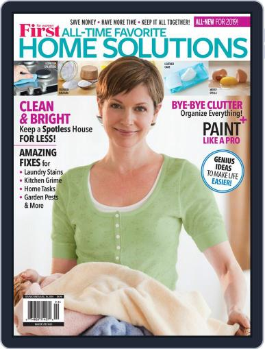 All-Time Favorite Home Solutions December 24th, 2019 Digital Back Issue Cover
