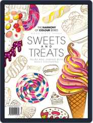 Colouring Book: Sweets and Treats Magazine (Digital) Subscription January 17th, 2020 Issue