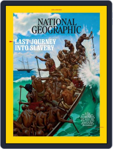 National Geographic February 1st, 2020 Digital Back Issue Cover