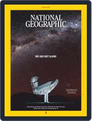 National Geographic (Digital) Subscription March 1st, 2019 Issue