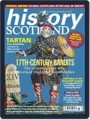 History Scotland Magazine (Digital) Subscription November 1st, 2019 Issue