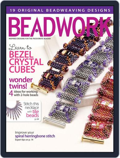 Beadwork March 6th, 2013 Digital Back Issue Cover