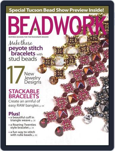 Beadwork October 31st, 2013 Digital Back Issue Cover
