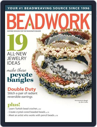 Beadwork March 5th, 2014 Digital Back Issue Cover